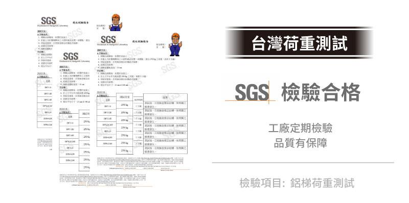 SGS荷重測試